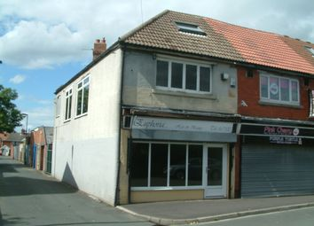 Thumbnail 1 bed flat to rent in Fowler Crescent, Rossington