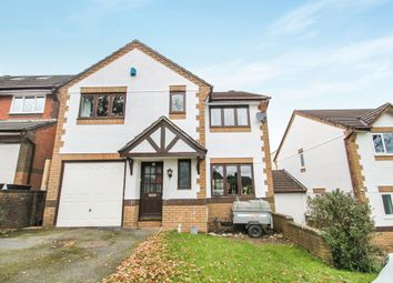 Thumbnail 4 bed detached house for sale in Cursons Way, Woodlands, Ivybridge