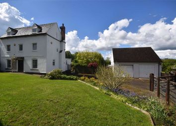 Thumbnail 4 bed detached house for sale in Parkway, Ledbury