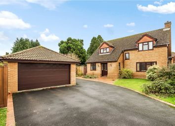 Thumbnail 4 bed detached house for sale in Broome Close, Axminster, Devon
