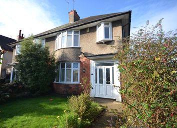 3 bed semi-detached house for sale in Park Avenue North, Abington, Northampton NN3