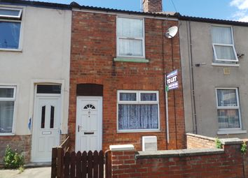 Thumbnail 2 bedroom terraced house to rent in Stanley Street, Gainsborough