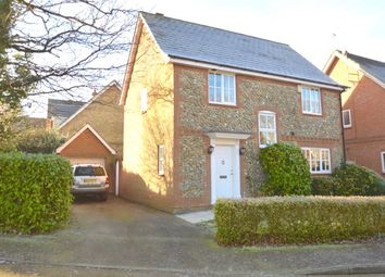Thumbnail 4 bed detached house for sale in Taunton Close, Pound Hill