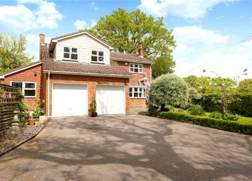Thumbnail 5 bed detached house for sale in Hollybush Lane, West Heath, Tadley