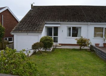 Thumbnail 3 bed semi-detached house to rent in Brynmead Close, Sketty, Swansea