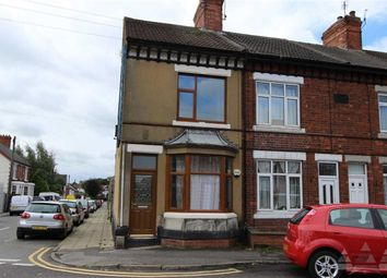 Thumbnail 2 bed end terrace house to rent in Huthwaite Road, Sutton In Ashfield