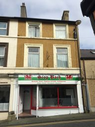 Thumbnail 2 bed terraced house for sale in Pool Street, Caernarfon