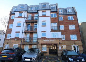 Thumbnail 1 bed flat for sale in Pleydell Court, Folkestone