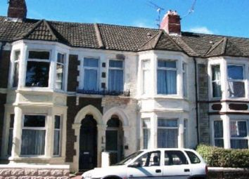 Thumbnail 2 bed flat to rent in Clun Terrace, Cathays, ( 2 Bed ), F/F Flat