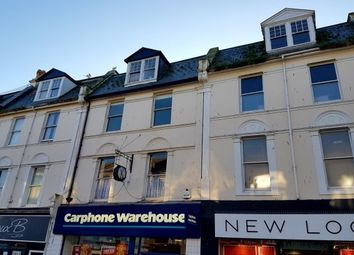 Thumbnail 2 bed flat to rent in Victoria Street, Paignton