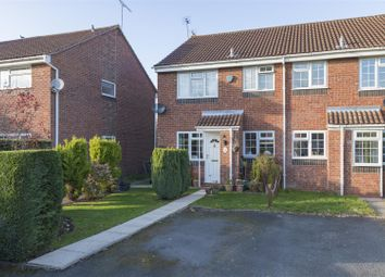 Thumbnail 1 bed end terrace house for sale in Ebourne Close, Kenilworth