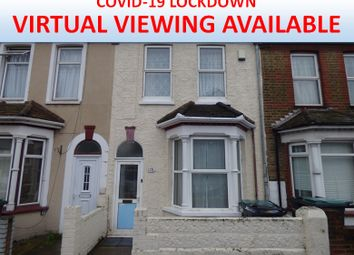 Thumbnail 3 bed terraced house to rent in Havelock Road, Gravesend, Kent