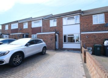 Thumbnail 3 bed terraced house for sale in Betsham Road, Swanscombe