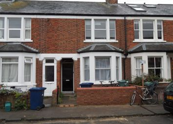 Thumbnail 3 bed terraced house to rent in Alexandra Road, Oxford
