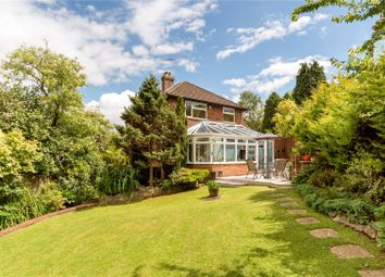Thumbnail 3 bed detached house for sale in Park Close, Grayswood, Haslemere, Surrey
