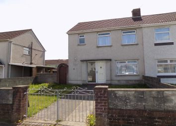 Thumbnail 3 bed property for sale in Long Vue Road, Port Talbot, Neath Port Talbot.