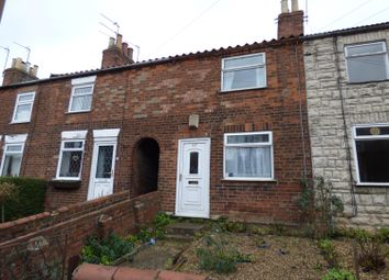 Thumbnail 2 bed terraced house for sale in Church Street, Louth