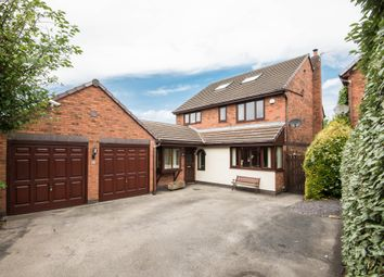 Thumbnail 5 bed detached house for sale in Holborn Drive, Aughton, Ormskirk