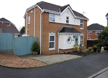Thumbnail 3 bed detached house for sale in Oakway, Manchester
