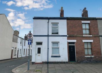 Thumbnail 3 bed end terrace house for sale in Kent Street, Fleetwood