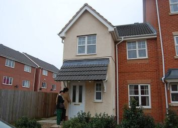 Thumbnail 3 bed semi-detached house to rent in Blacksmith Place, Hamilton, Leicester