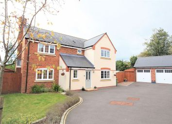 Thumbnail 5 bed detached house for sale in Church Close, Tilstock, Whitchurch