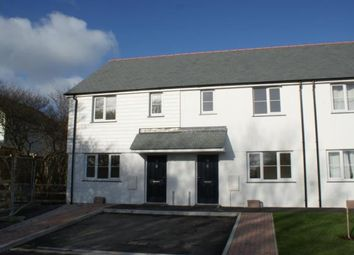 Thumbnail 2 bed end terrace house for sale in Dobwalls, Cornwall