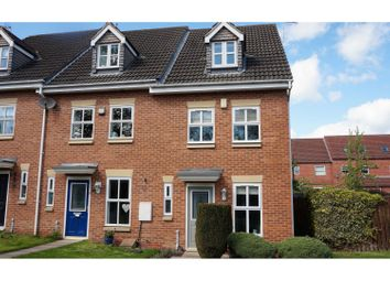 Thumbnail 3 bed end terrace house for sale in Copperfield Close, Sherburn In Elmet