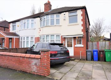 3 bed semi-detached house for sale in Delacourt Road, Manchester M14
