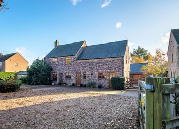 Thumbnail 5 bed detached house for sale in High Street, Nordelph, Downham Market, Norfolk