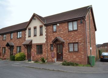 Thumbnail 3 bedroom end terrace house to rent in Stanbury Mews, Hucclecote, Gloucester