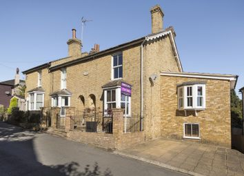 Thumbnail 4 bed end terrace house for sale in Camden Road, Sevenoaks