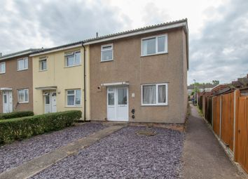 Thumbnail 3 bed end terrace house for sale in Vetch Walk, Haverhill