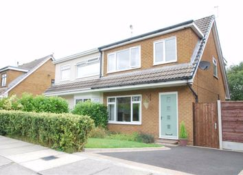 3 bed semi-detached house for sale in Clitheroe Drive, Lowercroft, Bury BL8