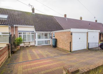 Thumbnail 2 bedroom terraced house for sale in Gaell Crescent, Hadleigh