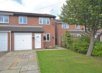 Thumbnail 3 bed semi-detached house for sale in South Lane, Netherton, Wakefield