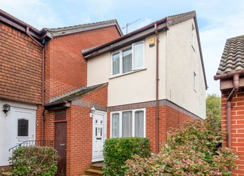 Thumbnail End terrace house for sale in Grasmere Close, Feltham