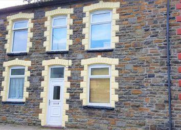 3 bed terraced house for sale in Ynyshir Road, Ynyshir, Porth CF39