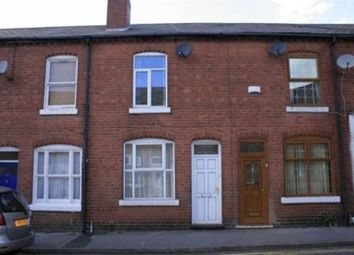 Thumbnail 2 bed property to rent in Florence Street, Walsall