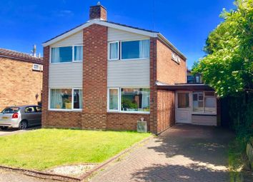 Thumbnail 4 bed detached house for sale in Rectory Close, Worlingham, Beccles