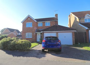 Thumbnail 4 bed detached house for sale in Catsfield Close, Eastbourne, East Sussex