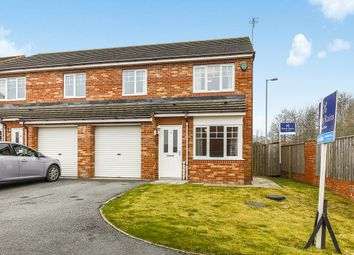 Thumbnail 3 bed semi-detached house for sale in Dovecote Drive, Pelton Fell, Chester Le Street