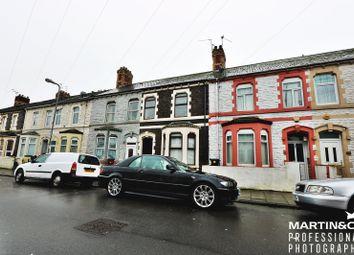 Thumbnail 2 bed flat to rent in Marion Street, Splott, Cardiff