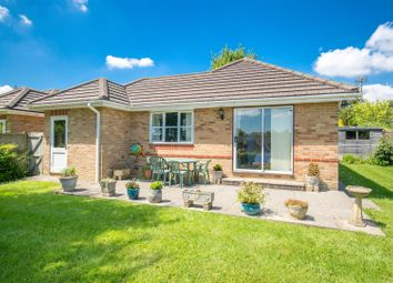 Thumbnail 2 bed detached bungalow for sale in Holms Close, Heathfield