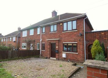Thumbnail 3 bed semi-detached house for sale in Earl Street, Earl Shilton, Leicester