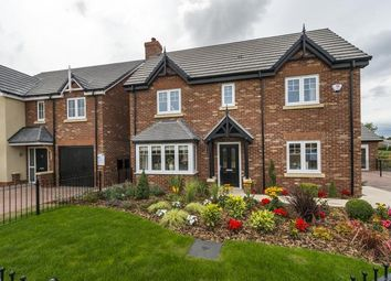 Thumbnail 4 bed detached house for sale in Off Shrewsbury Rd, Hadnall