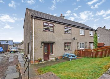 Thumbnail 3 bedroom semi-detached house for sale in Hollows Avenue, Paisley