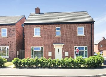 4 bed detached house for sale in Cambridge Road, Whetstone, Leicester LE8