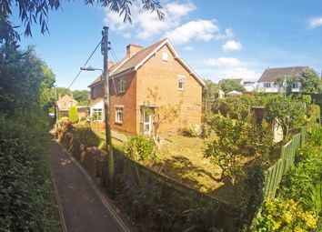 Thumbnail 2 bed semi-detached house for sale in Underhill, Lympstone, Exmouth