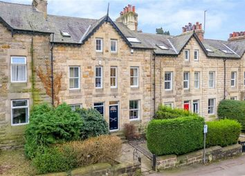 Thumbnail 4 bed terraced house for sale in Strawberry Dale Avenue, Harrogate, North Yorkshire